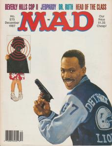 MAD MAGAZINE #275 - HUMOR COMIC MAGAZINE