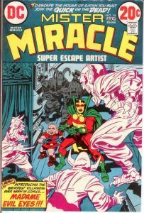 MISTER MIRACLE 14 F-VF July 1973 COMICS BOOK