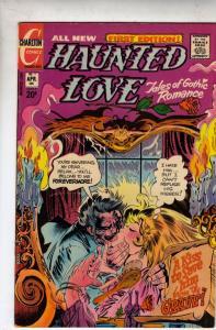 Haunted Love #1 (Apr-73) NM- High-Grade