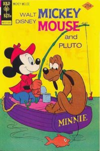 Mickey Mouse (1941 series) #158, VG+ (Stock photo)