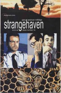 Strangehaven #13 VF/NM; Abiogenesis   save on shipping - details inside