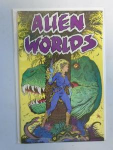 Alien Worlds #1 6.0/FN (1988 Eclipse)