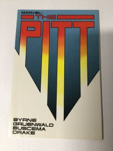 Marvel Graphic Novel: The Pitt Nm Near Mint Marvel