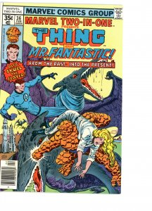 Marvel Two-In-One 36 VG/F   Mr. Fantastic!