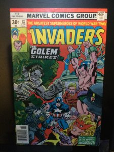The Invaders #13 (1977)