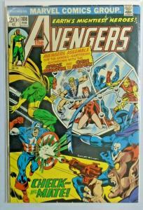 Avengers (1st Series) #108, 3.5 (1973)