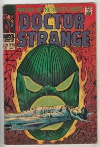 Doctor Strange #173 (Oct-68) FN/VF Mid-High-Grade Dr. Strange