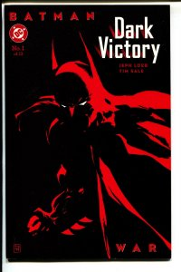 Batman: Dark Victory #1 2000- Jeph Loeb- Time Sale VF