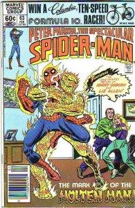 Spider-Man, Peter Parker Spectacular #63 (Feb-83) FN/VF Mid-High-Grade Spider...