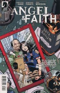 Angel & Faith #7A VF/NM; Dark Horse | save on shipping - details inside