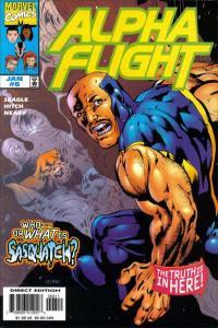 Alpha Flight (1997 series) #6, VF+ (Stock photo)