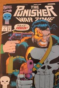 The Punisher War Zone 7 NM