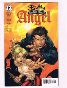 Buffy Vampire Slayer Angel # 1 VF/NM Dark Horse Comic Book Matsuda Cover CH15