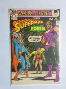 World's Finest #200, 4.5 (1971)