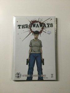 Throwaways #6 (2017) HPA