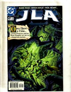 Lot of 12 JLA DC Comic Books #47 48 49 50 51 52 53 54 55 56 57 58 GK31