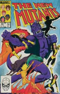 New Mutants, The #14 VF/NM; Marvel | save on shipping - details inside