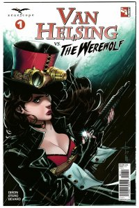 Van Helsing vs The Werewolf #1 (Zenescope, 2017) NM