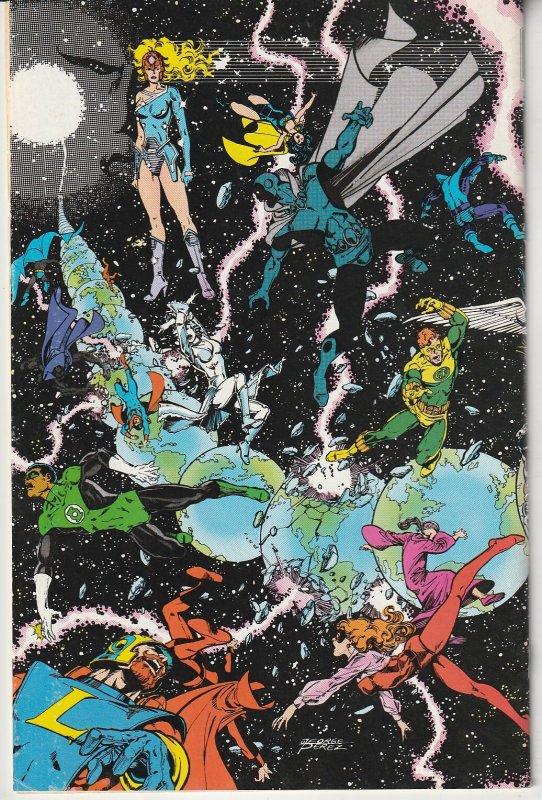Crisis on Infinite Earths # 1,2,3,4,5,6,7,8