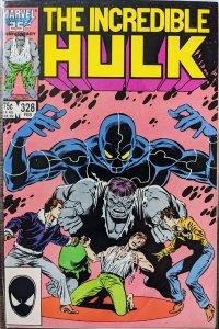 The Incredible Hulk #328 (1987)