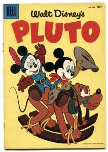 Walt Disney's Pluto -Four Color Comics #654 1955- VG