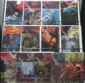 SEA OF RED (Image,2005) #1-13 COMPLETE! VF-NM Rick Remender, Kieron Dwyer
