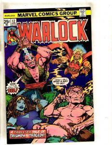 Warlock # 12 NM- Marvel Comic Book Guardians Galaxy Drax Groot Starlord FM2