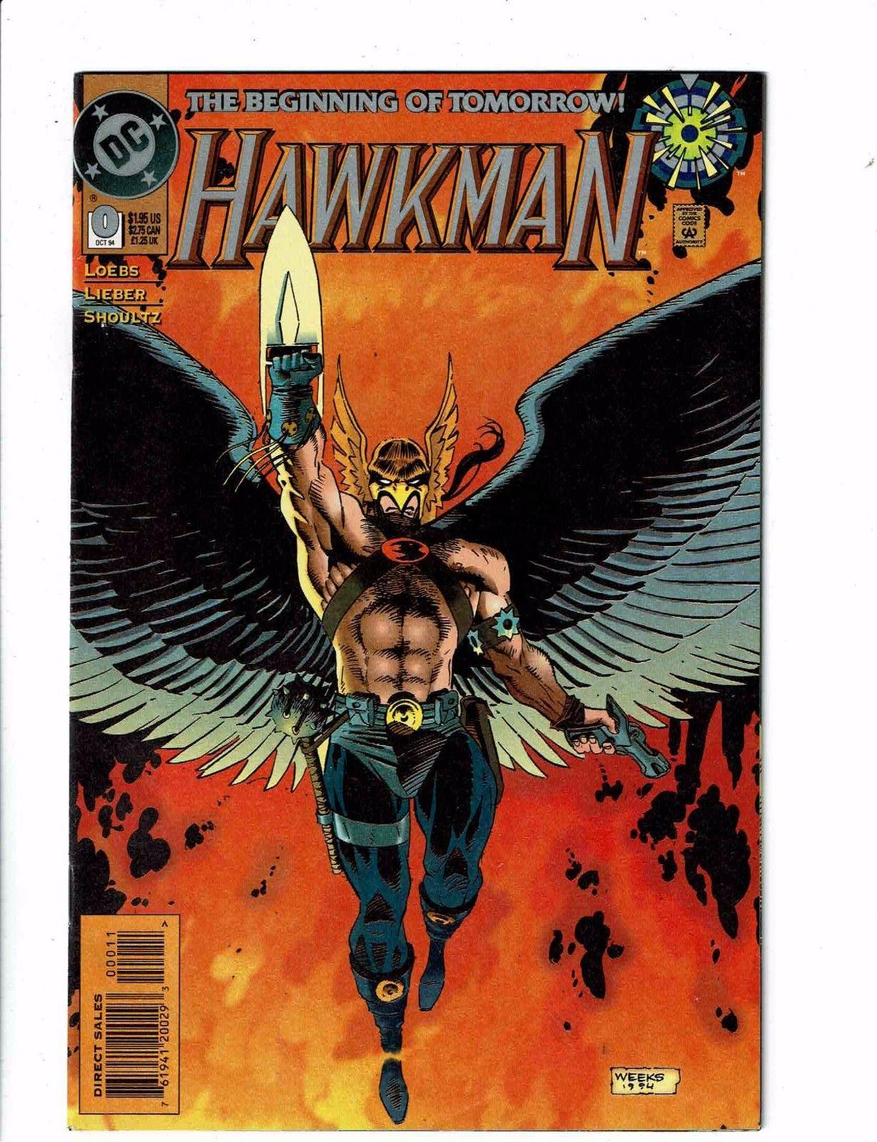 Action Comics #0 NM 1994