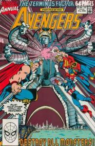 Avengers (1963 series) Annual #19, NM (Stock photo)