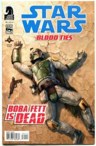 STAR WARS Blood Ties #1 2 3 4 , NM, Boba Fett Is Dead, 2012, more SW in store