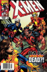 X-Men (2nd Series) #89 (Newsstand) FN; Marvel | save on shipping - details insid
