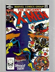 Uncanny X-Men # 148 NM- Marvel Comic Book Colossus Angel Wolverine Storm J450