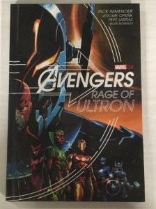 Avengers Rage Of Ultron HC NM Near Mint Marvel Comics Rick Remender Jerome Opena