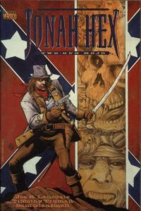 Jonah Hex: Two-Gun Mojo Trade Paperback #1, NM + (Stock photo)