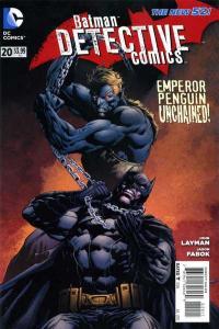 Detective Comics (2011 series) #20, VF+ (Stock photo)