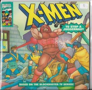 X-Men  : To Stop a Juggernaut