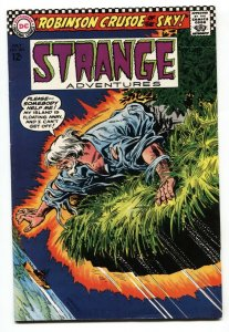 STRANGE ADVENTURES #202 comic book DC Sci-Fi 1967 VF-