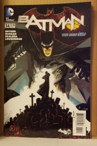 Batman #34 (2014)