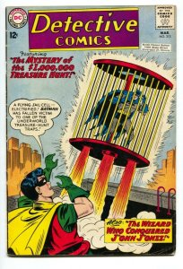 DETECTIVE COMICS #313 comic book-BATMAN-ROBIN-DC SILVER AGE! VG