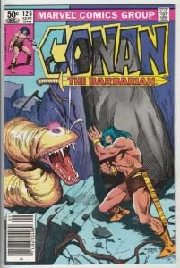 Conan the Barbarian #126 (Sep-81) NM- High-Grade Conan the Barbarian