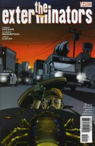 Exterminators, The #21 VF; DC/Vertigo | save on shipping - details inside