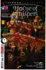 House of Whispers #7 Sandman Universe (DC, 2019) NM