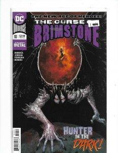 Curse of Brimstone #10 DC Comics 1st Print mix1