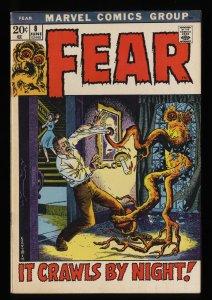 Fear #8 VF 8.0