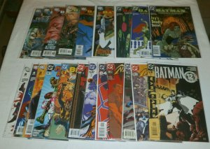 Batman: Gotham Knights #1-74 incomplete Catwoman Joker Bolland comics lot of 46