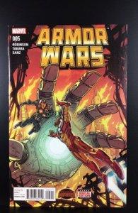 Armor Wars #5 (2015)
