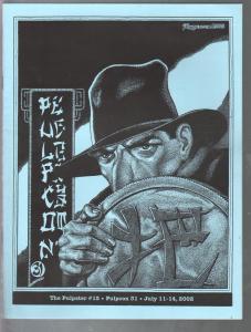 Pulpster-Pulpcon 31 Edition #12 2002-Rio Kid, Shadow, Air War-VF