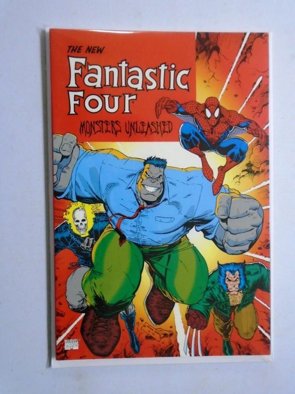 Fantastic Four Monsters Unleashed TPB (Marvel) #1, 8.5/VF+ (1992)