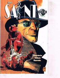 Lot Of 2 Comic Books Moonstone Saint #0 and Zenescope Salem's Daughter #5  MS12