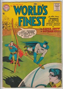 World's Finest #86 (Feb-57) FN/VF Mid-High-Grade Superman, Batman, Robin